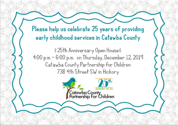 Help Us Celebrate Our 25th Anniverary!